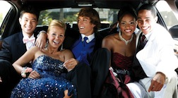 Prom limousines Raleigh