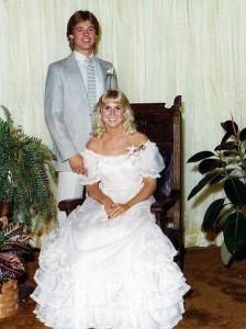 Brad Pitt King, 1983