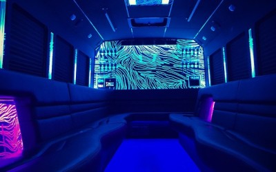 Party Bus Rentals – Raleigh NC