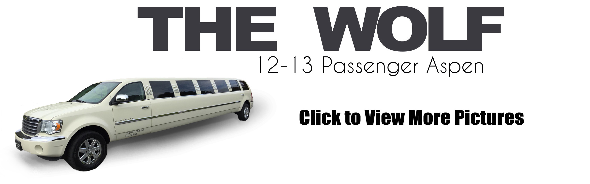 The Wolf Hummer Limo Raleigh