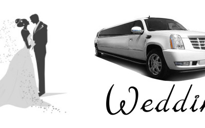 Tips For The Best Limousine Experience on Your Wedding Day!