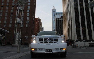 Top Five Limo Destinations in Raleigh