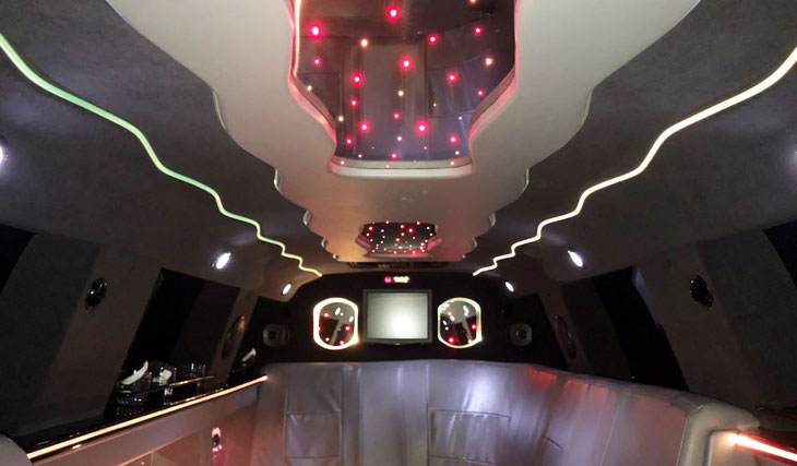 Aspen SUV Stretch Limo | Raleigh Dream Limo Service