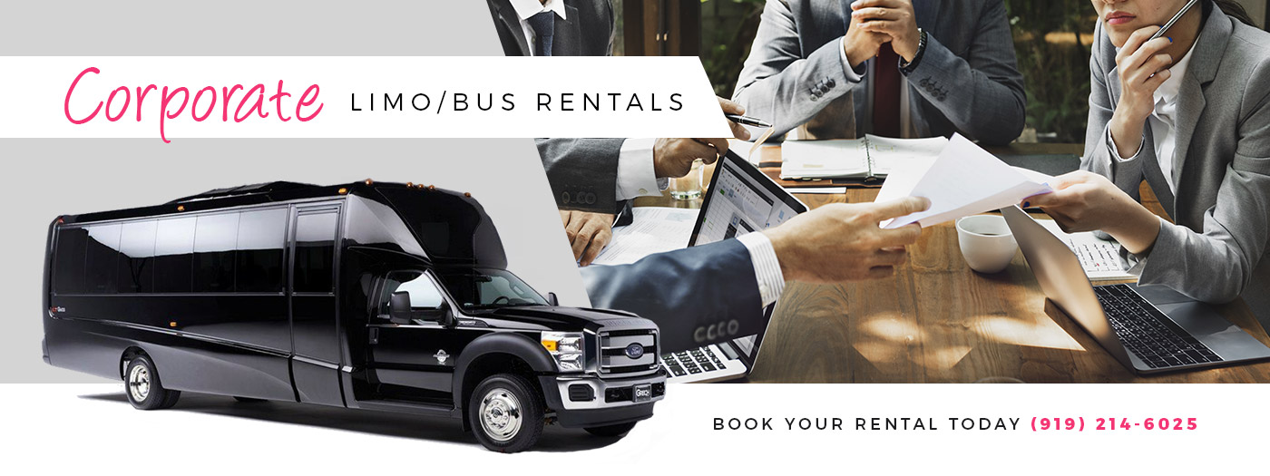 Corporate Transportation Raleigh