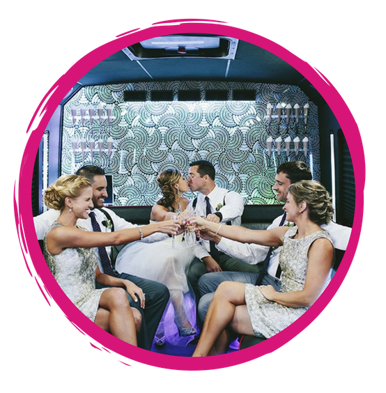Wedding Limo & Party Buses Raleigh | Raleigh Dream Limos